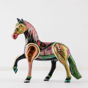 The mask aruba mopa mopa art for sale horse