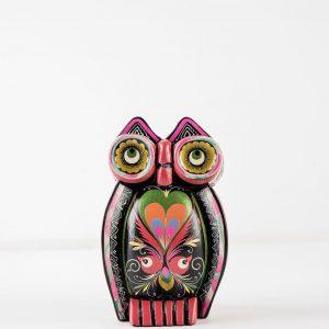 Owl Mopa Mopa Art