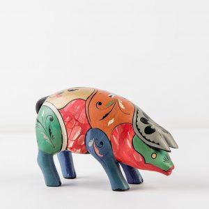 Mopa Mopa art for sale The Pig